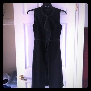 BCBGMaxazria Zipper Vest